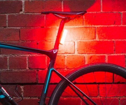 LED Wrap-Around Bike Light