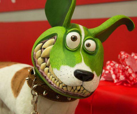 Milo Dog Mask