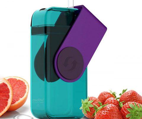 The Unbreakable & Reusable Juice Box