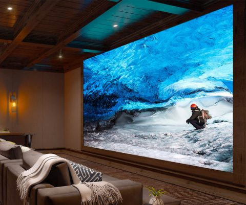 Sony 16K Home Theater Display System