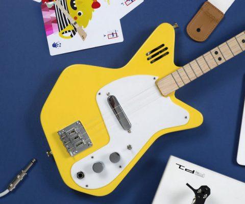 Built-In Amp Guitar
