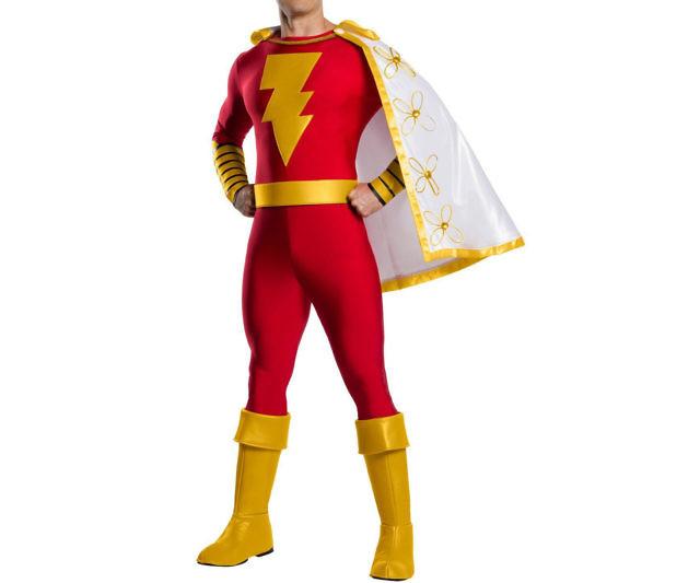 Shazam Adult Costume