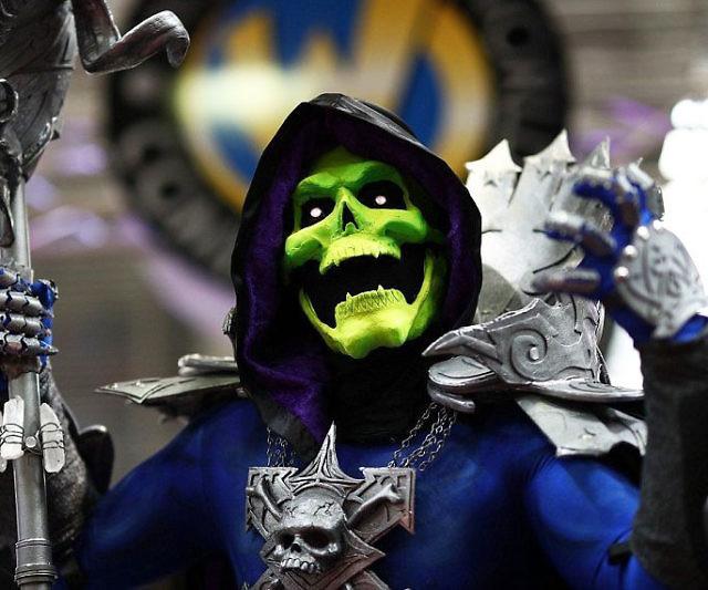 Skeletor Costume