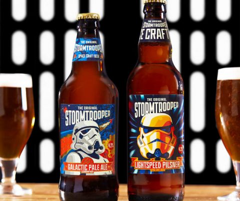 Stormtrooper Beer
