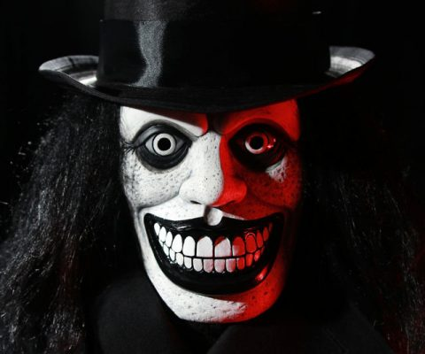 The Babadook Halloween Mask