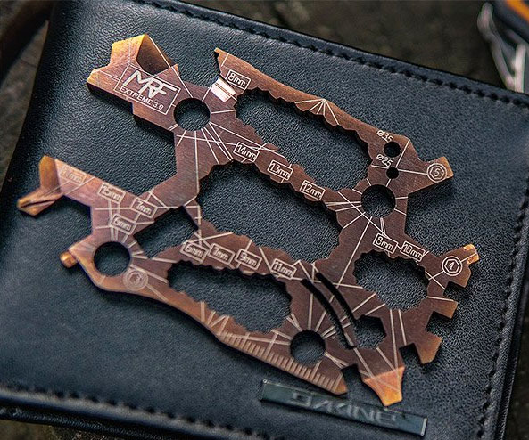 The Ultimate Credit Card Multi-Tool