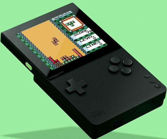 Analogue Pocket Portable Gaming Device