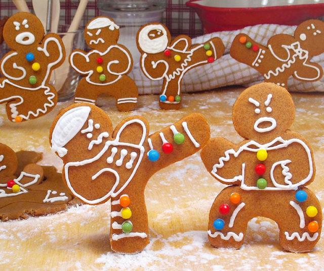 Ninjabread Men Cookie Kit
