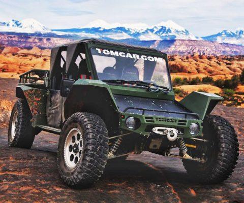 Tomcar TX ATV