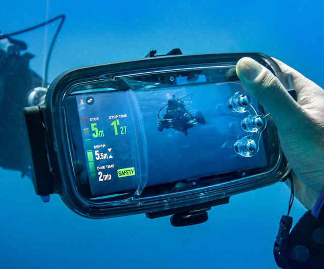 Diveroid All-In-One Diving Device