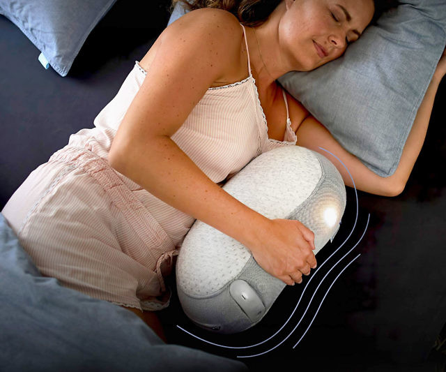 Robotic Stress Reliever And Sleep Aid