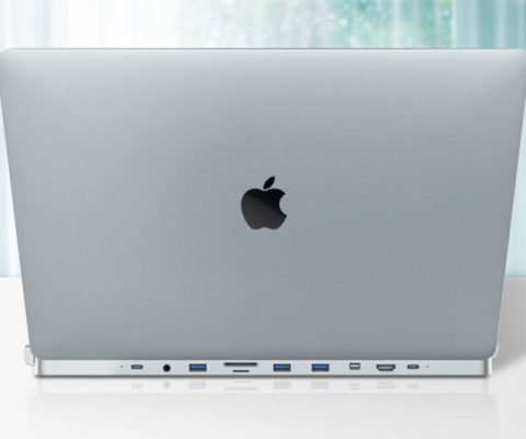 The Invisible Hub For MacBooks