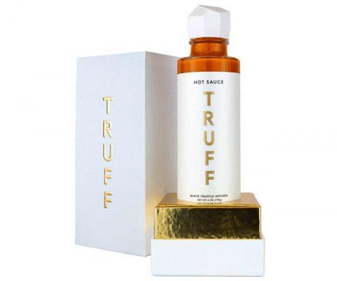 White Truffle Hot Sauce