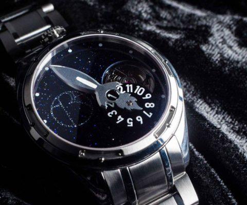Wondering Hour Tourbillon Watch