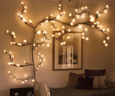 Artificial Vine Lights