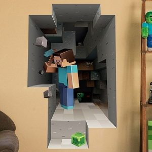 Minecraft Wall Graphics