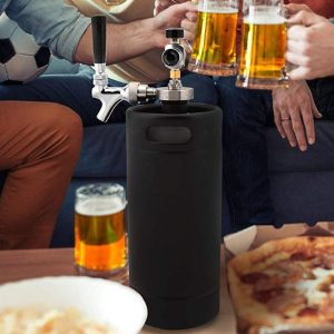Mini Keg Beer Growler