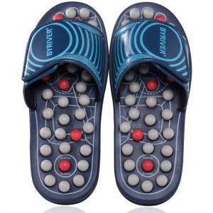 Acupressure Foot Massaging Slippers