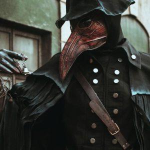 Bloodborne Eileen The Crow Cosplay
