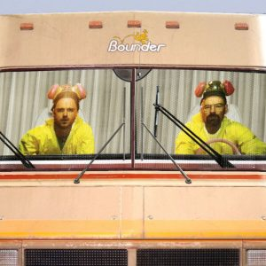 Breaking Bad RV Car Sunshade