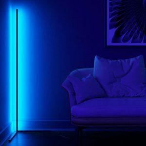 Minimalist Corner Lamp