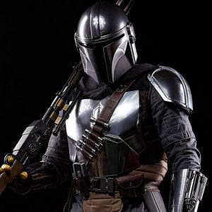 The Mandalorian Full Armor Set
