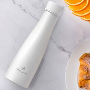 The Smart Self-Cleaning Bottle