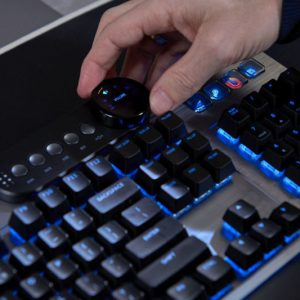 World's Most Customizable Keyboard