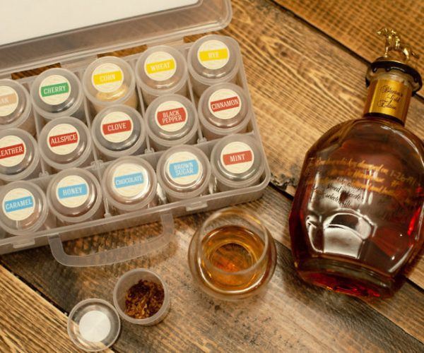 Bourbon Nosing Travel Kit