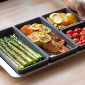 Cheat Sheet Pan Dividers