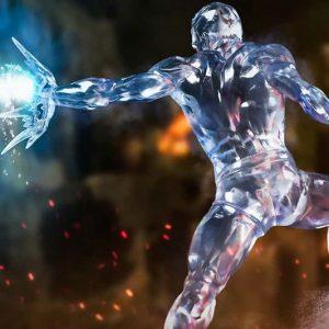 Iceman Statue