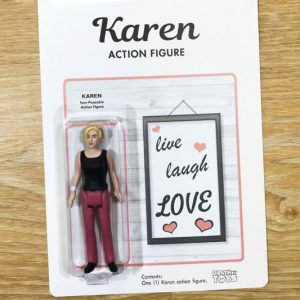 Karen The Action Figure