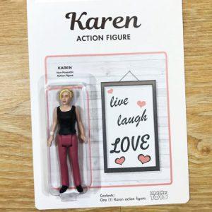 Karen The Action Figure