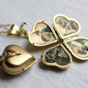 Personalized Photo Locket