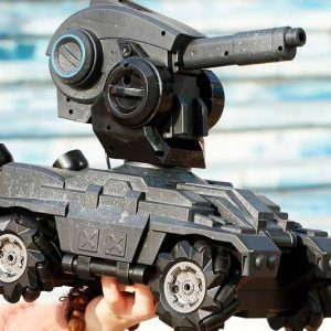 Remote Control Tactical Tank