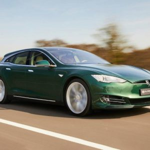 Tesla Model S Station Wagon