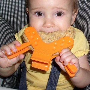 Toddler Sandwich Clamp Utensil