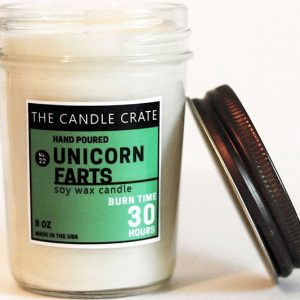 Unicorn Farts Scented Candle