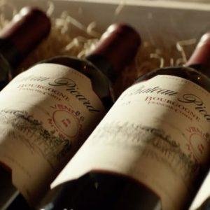 Star Trek Chateau Picard Wine