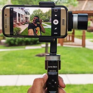3-Axis Cell Phone Stabilizer
