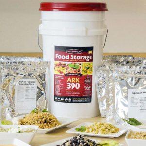 30 Day Emergency Food Supply Kit