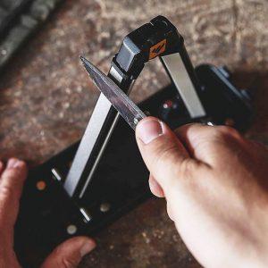 Benchtop Angle Set Knife Sharpener