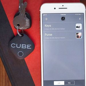 Cube Pro Smart Tracking Device