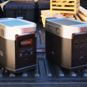 Delta Battery Powered Generator