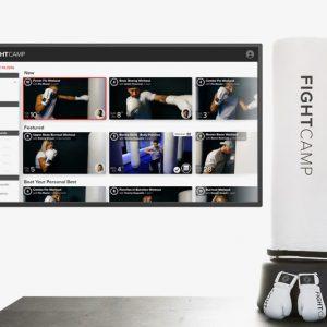 FightCamp Smart Punching Bag
