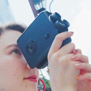 Fragment 8 Retro Camera