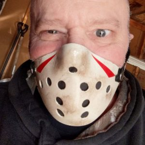 Jason Voorhees Face Mask