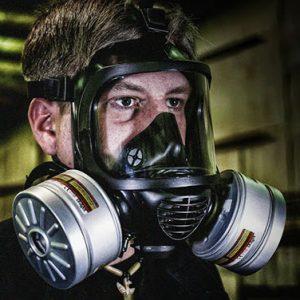Military-Grade Face Masks