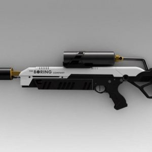 Not A Flamethrower Digital Model