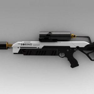 Not A Flamethrower Digital Model